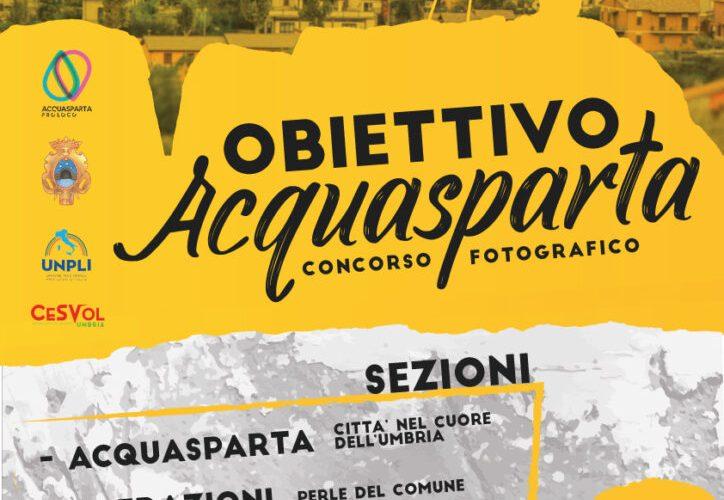 """""""Obiettivo Acquasparta"""": Il concorso fotografico organizzato dalla pro loco"""