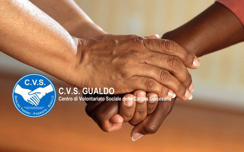 SOSTEGNO AGLI INDIGENTI: 5 PER MILLE AL CVS CENTRO VOLONTARIATO SOCIALE della CARITAS DIOCESANA di GUALDO TADINO