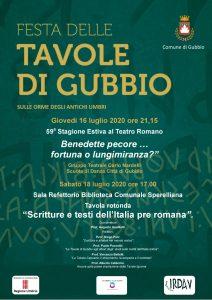 """""""FESTA DELLE TAVOLE DI GUBBIO"""""""