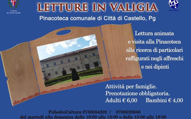 """""""LETTURE IN VALIGIA"""""""