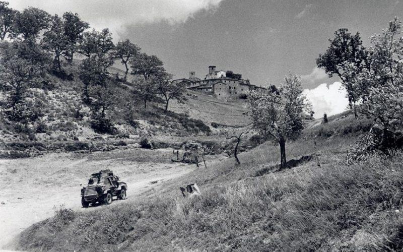 13 LUGLIO 1944 – LIBERAZIONE DI MONTE SANTA MARIA TIBERINA