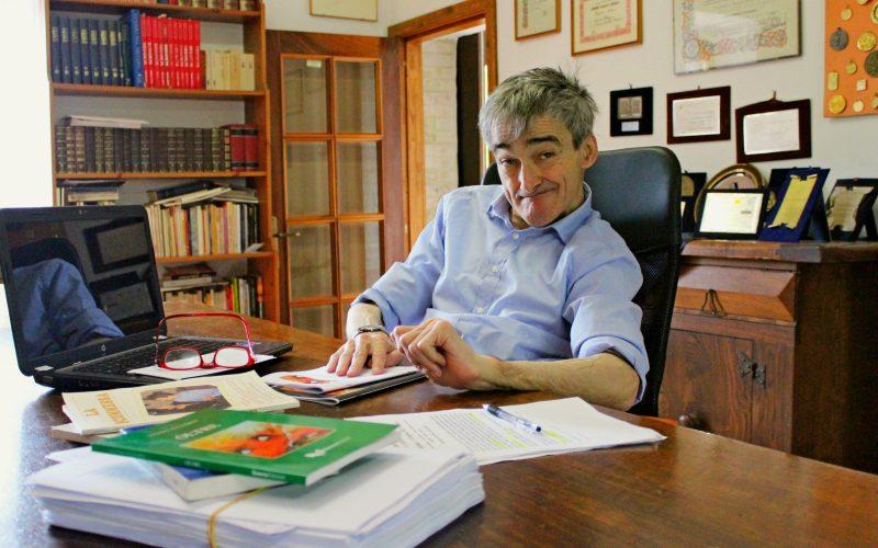 Luciano Pellegrini: un autore sempre con un passo più avanti