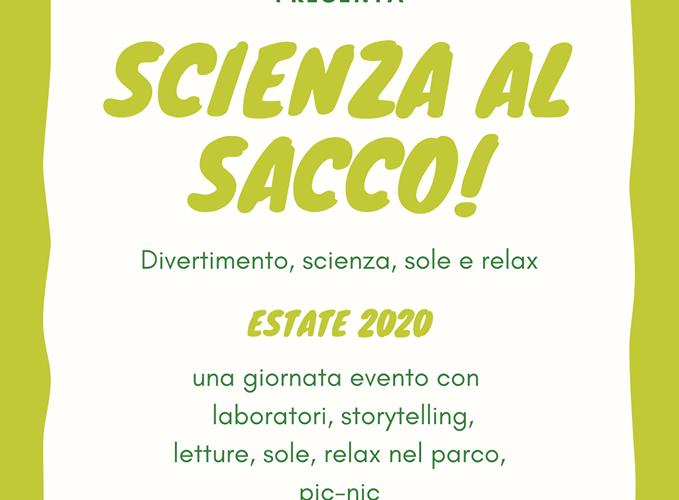 """SCIENZA AL SACCO"""