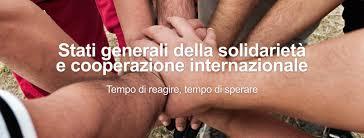 Lancio degli Stati generali della solidarietà e cooperazione