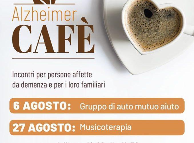 Terni, L'Alzheimer Cafè non va in vacanza: Ad agosto tornano gli incontri del progetto di Auser per malati e famiglie