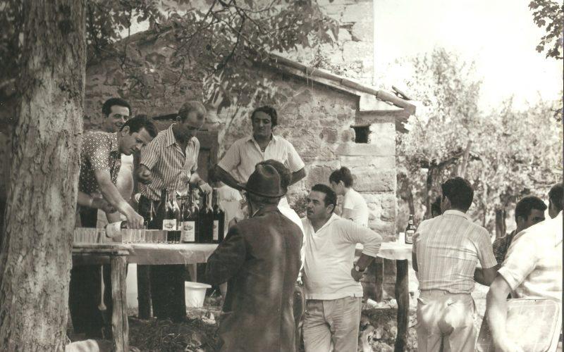 FOTO STORICHE MONTE S. MARIA TIBERINA, GIOIELLO, MARCIGNANO E LIPPIANO