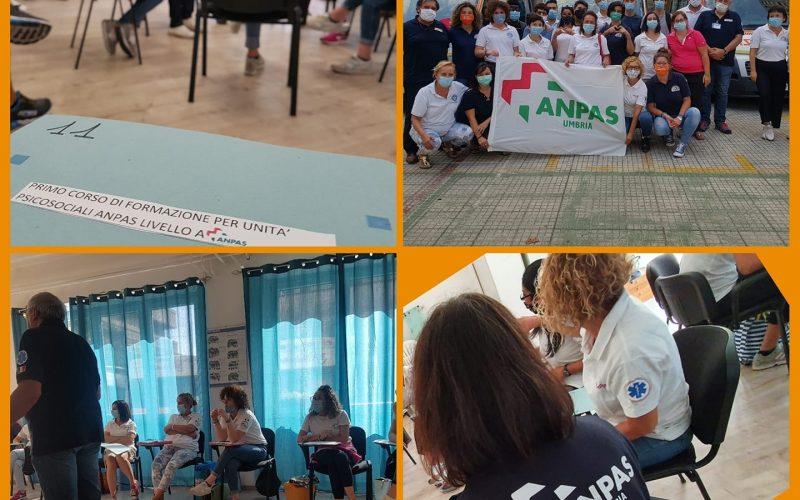 Nasce a Terni la prima Unità Psicosociale di Anpas Umbria: In campo psicologi, educatori, assistenti sociali e insegnanti