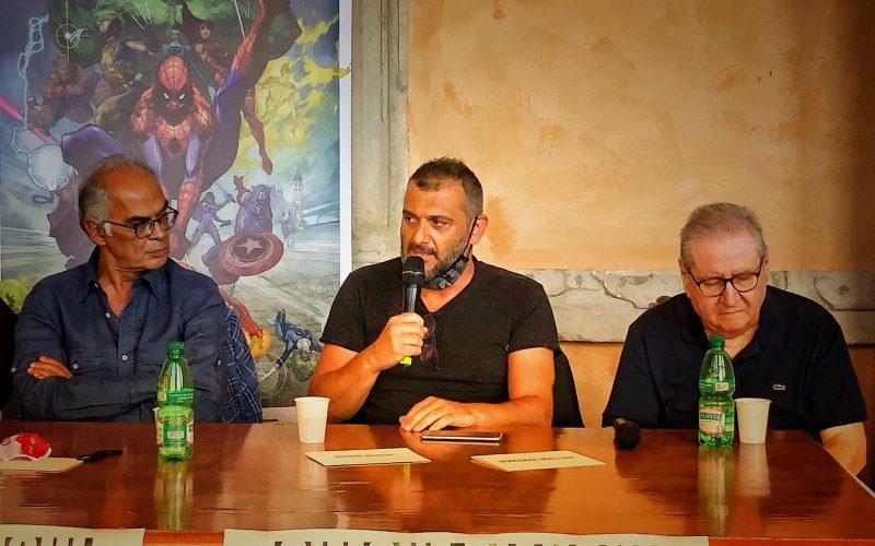 """INAUGURATA LA 18^ MOSTRA NAZIONALE DEL FUMETTO """"TIFERNO COMICS 2020"""" – """"SIMONE BIANCHI – AMAZING TALENT"""""""