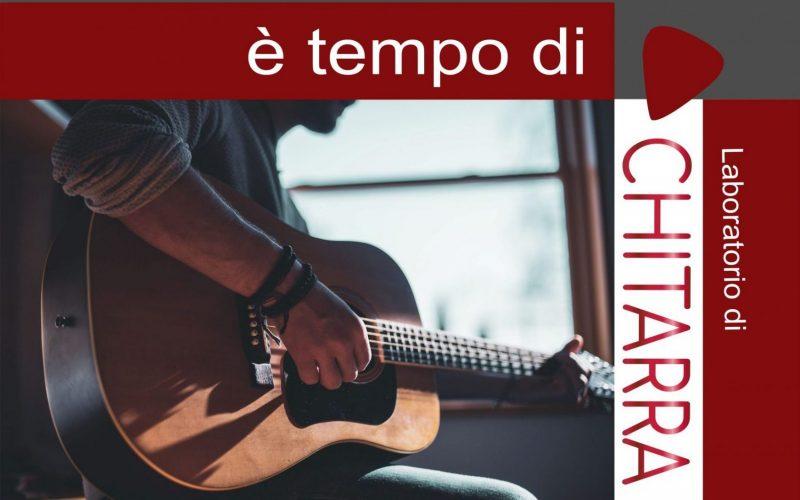 E' tempo di chitarra:  In Bct il laboratorio gratuito del Cesvol