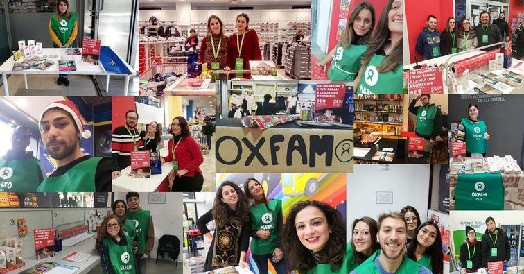 """""""Incarta il presente, regala un futuro"""": A Terni Oxfam cerca un responsabile di postazione"""