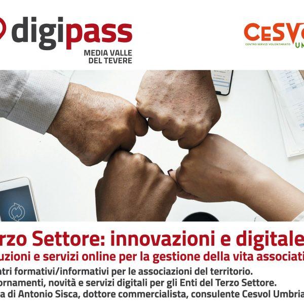 Terzo Settore: innovazioni e digitale