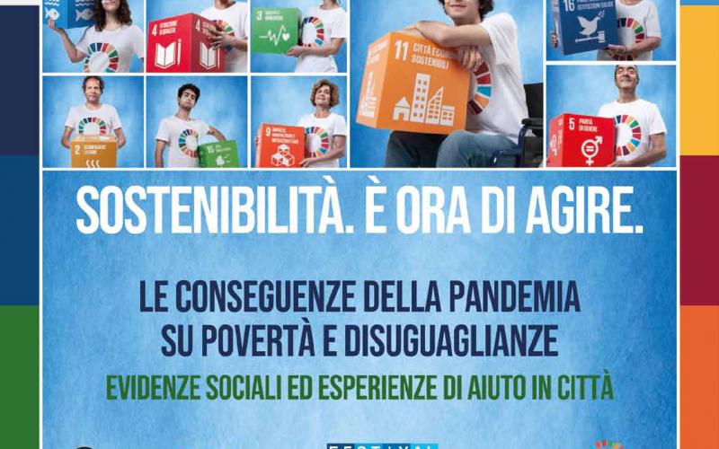 A Terni tre eventi per il Festival dello Sviluppo Sostenibile di ASviS. Al Cesvol si parla di pandemia e volontariato