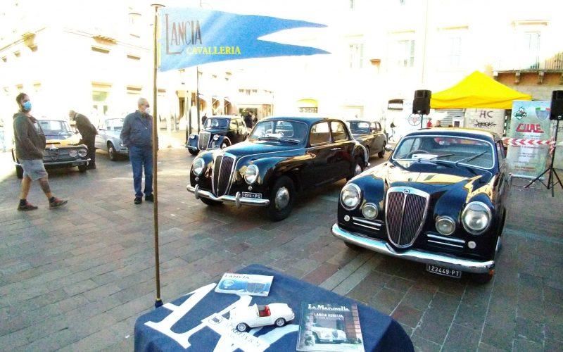 Giornata nazionale del veicolo d'epoca: All'edizione ternana hanno preso parte collezionisti e tanti visitatori