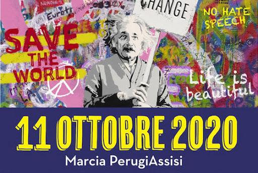 """MARCIA PERUGIASSISI 2020, GIA' INIZIATI GLI EVENTI DEL MEETING """"TIME FOR PEACE – TIME TO CARE"""", GRAZIE AL COMITATO PROMOTORE"""