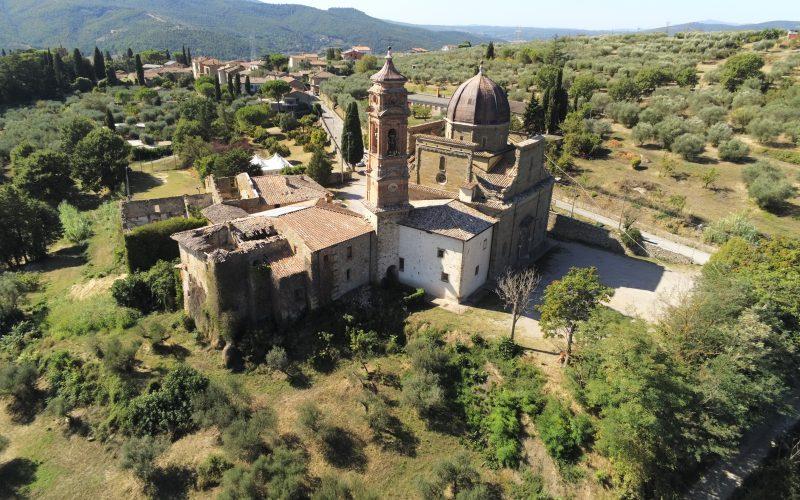 Mongiovino: iniziano i lavori di restauro e ripristino del complesso monumentale