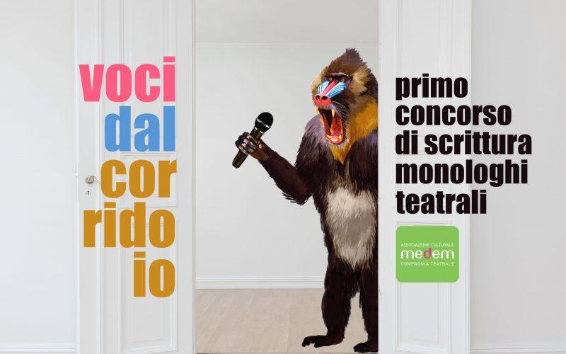 """MATTIA COLOMBO VINCE LA PRIMA EDIZIONE DEL CONCORSO """"VOCI DAL CORRIDOIO"""""""