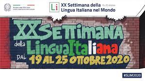 XX EDIZIONE SETTIMANA DELLA LINGUA ITALIANA NEL MONDO. CONVERSAZIONI, INCONTRI, MEETING A PERUGIA, UNIVERSITA' PER STRANIERI E BIBLIOTECA DELLE NUVOLE