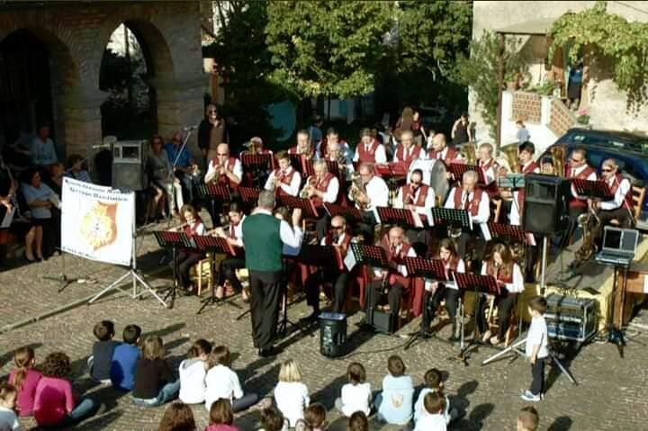 """Dieci candeline per la Banda di Acquasparta: """"Aspettiamo la fine dell'emergenza per ripartire con i corsi di musica gratuiti per i ragazzi"""""""