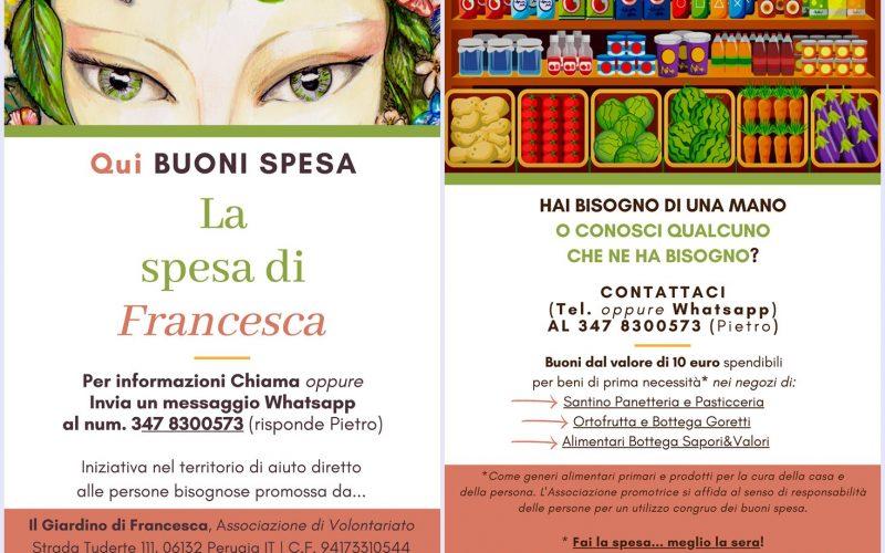 La Spesa di Francesca