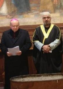 Terrorismo a Nizza, il cordoglio del Vescovo di Assisi-Nocera Umbra-Gualdo Tadino monsignor Domenico Sorrentino e dell'Imam di Perugia Abdel Qader verso le famiglie delle vittime