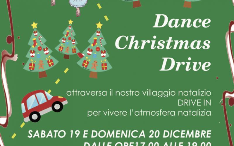 """""""DANCE CHRISTMAS DRIVE"""" NEL WEEK-END: SABATO 19 E DOMENICA 20 DICEMBRE BABBO NATALE A…QUATTRORUOTE"""