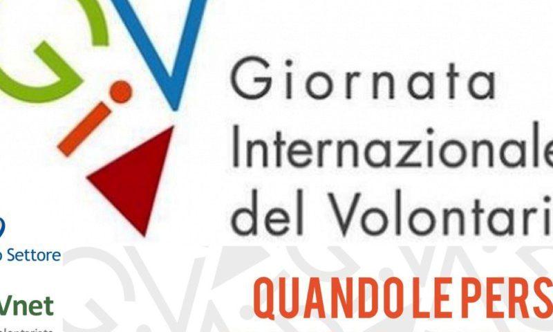 5 DICEMBRE – GIORNATA INTERNAZIONALE DEL VOLONTARIATO – TUTTI GLI EVENTI