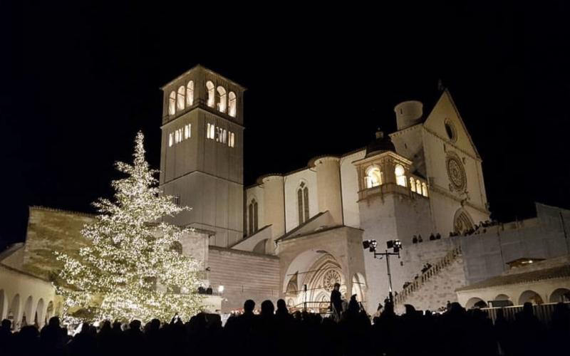 Festività natalizie ed eventi spiritualità ad Assisi, diretta streaming causa Covid. Il Natale di Francesco 2020 visibile in tutto il mondo