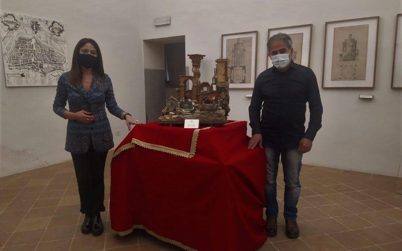PRESEPIO ARTISTICO AL MUSEO DIOCESANO TIFERNATE
