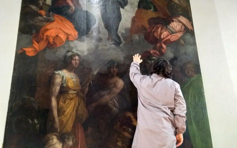 INTERVENTI DI RECUPERO E CONSERVAZIONE AL MUSEO DIOCESANO TIFERNATE