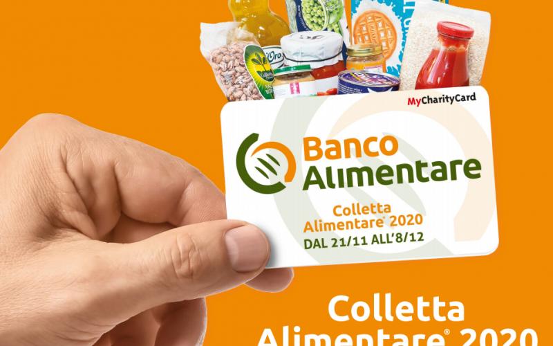 """3 milioni di pasti a moltissime persone in difficoltà. Acquistabili le """"Gift Card"""". La Colletta Alimentare 2020 continua fino all'8 dicembre, grazie alle 8.000 strutture convenzionate con Banco Alimentare."""
