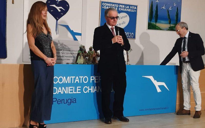 Sulle Ali del Gabbiano, programma tv a sostegno del Comitato per la Vita Daniele Chianelli, tra interviste, divertimento e musica