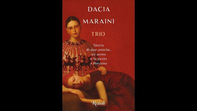 """PRESENTAZIONE LIBRO """"TRIO"""" DI DACIA MARAINI"""