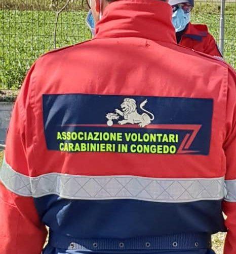 L'associazione volontari carabinieri in congedo di Spoleto sbarca ad Amelia: Nasce il distaccamento del gruppo di protezione civile
