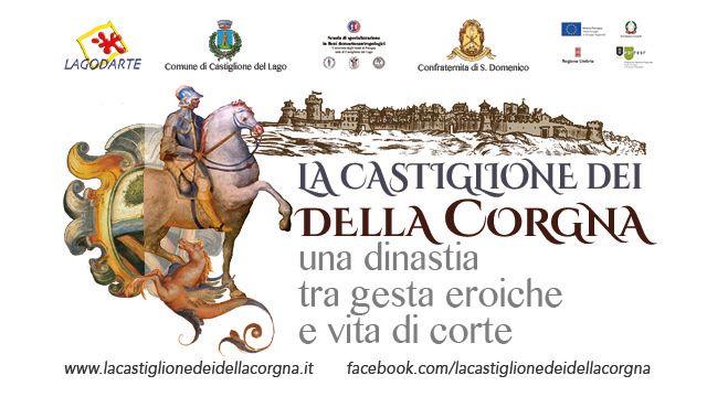 """""""La Castiglione dei Della Corgna"""": eventi online in tutto il 2021, Covid permettendo. Teatro, animazione, cultura, multimedialità e divertimento. Lagodarte Impresa Sociale"""