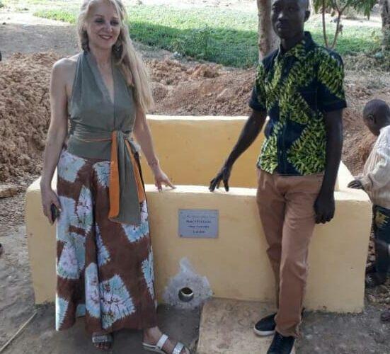 Radici d'amore onlus: Da Amelia 28 pozzi d'acqua per l'Africa e incontri a distanza tra alunni e studenti