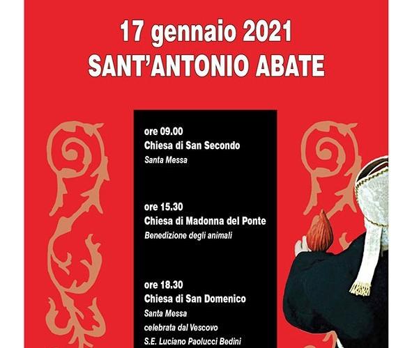 LA FAMIGLIA DEI SANTANTONIARI FESTEGGIA SANT'ANTONIO ABATE