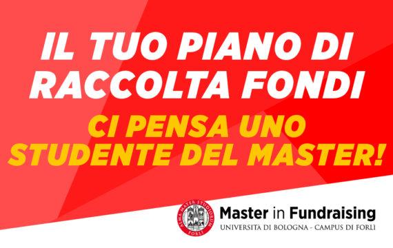 APERTE LE CANDIDATURE PER OTTENERE UN PIANO DI RACCOLTA FONDI GRATUITO