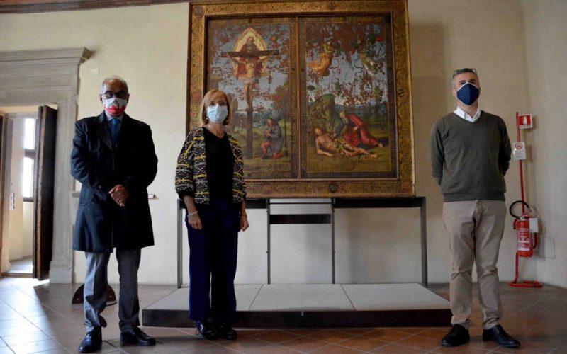 """LA MOSTRA """"RAFFAELLO GIOVANE A CITTÀ DI CASTELLO"""" SARÀ INAUGURATA IL 18 SETTEMBRE. L'ANNUNCIO DI COMUNE E CURATRICI"""