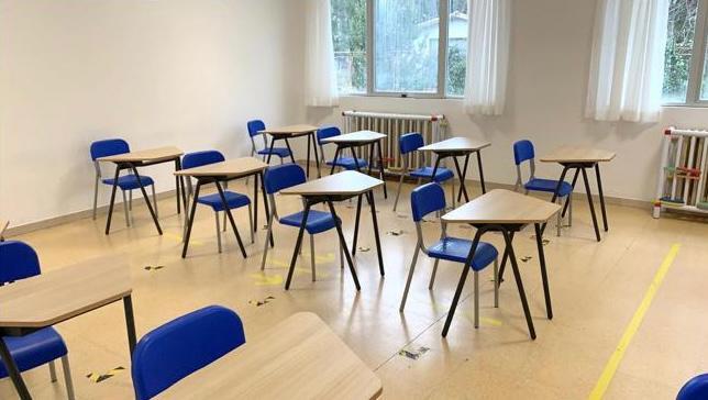 RINNOVATA LA SCUOLA DELL'INFANZIA E PRIMARIA DI LISCIANO NICCONE