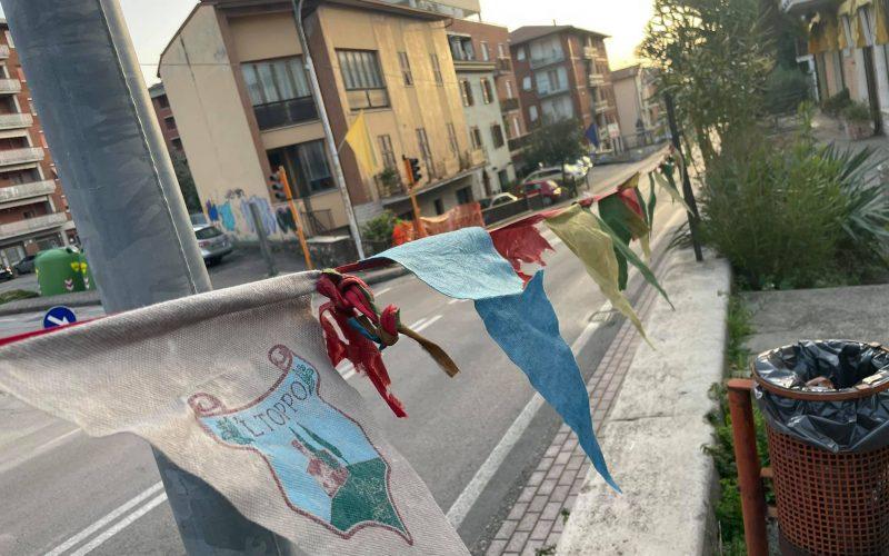 """Nel 2021 Carnevale di San Sisto online, causa Covid. L'Associazione Carnevale I Rioni: """"mettiamo tutti una foto profilo Fb con il logo dell'evento"""""""