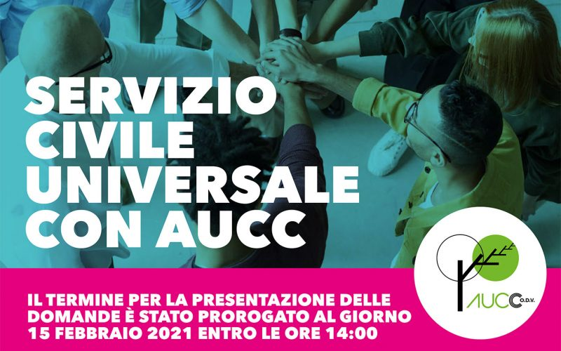 Servizio Civile Universale settore oncologico: AUCC e FAVO 3 posti disponibili in Umbria. Solidarietà sociale verso il territorio