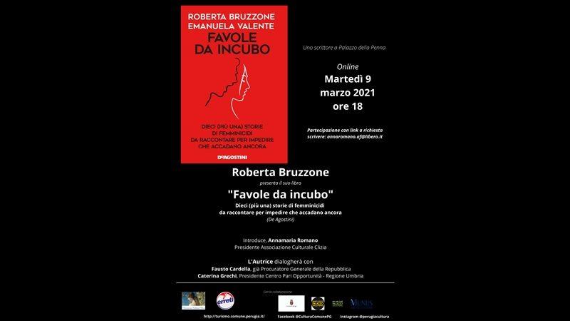 """""""UNO SCRITTORE A PALAZZO DELLA PENNA"""" – ROBERTA BRUZZONE"""