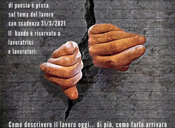 """CONCORSO LETTERARIO """"IL LAVORO OGGI…"""""""