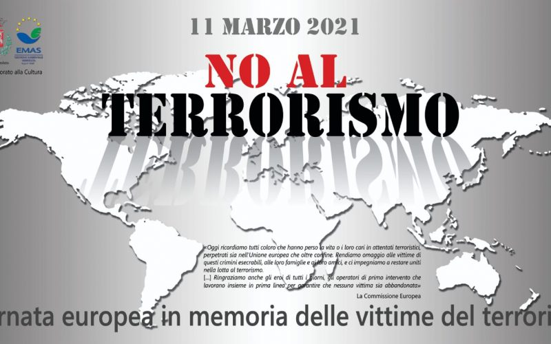GIORNATA EUROPEA IN MEMORIA DELLE VITTIME DEL TERRORISMO