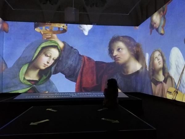 """PRESENTAZIONE """"UMBRIABOX"""", UN NUOVO MODO PER SCOPRIRE L'UMBRIA CON VIDEO, FOTO E VISITE VIRTUALI DI MUSEI"""