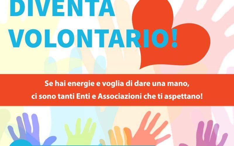 #Apri il cuore…diventa volontario!