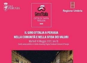"""GIRO D'ITALIA, L'ASSESSORE REGIONALE AGABITI: """"EVENTO SPORTIVO CHE RACCONTA IL PAESE E VETRINA IMPORTANTE PER LA PROMOZIONE DELL'UMBRIA"""""""