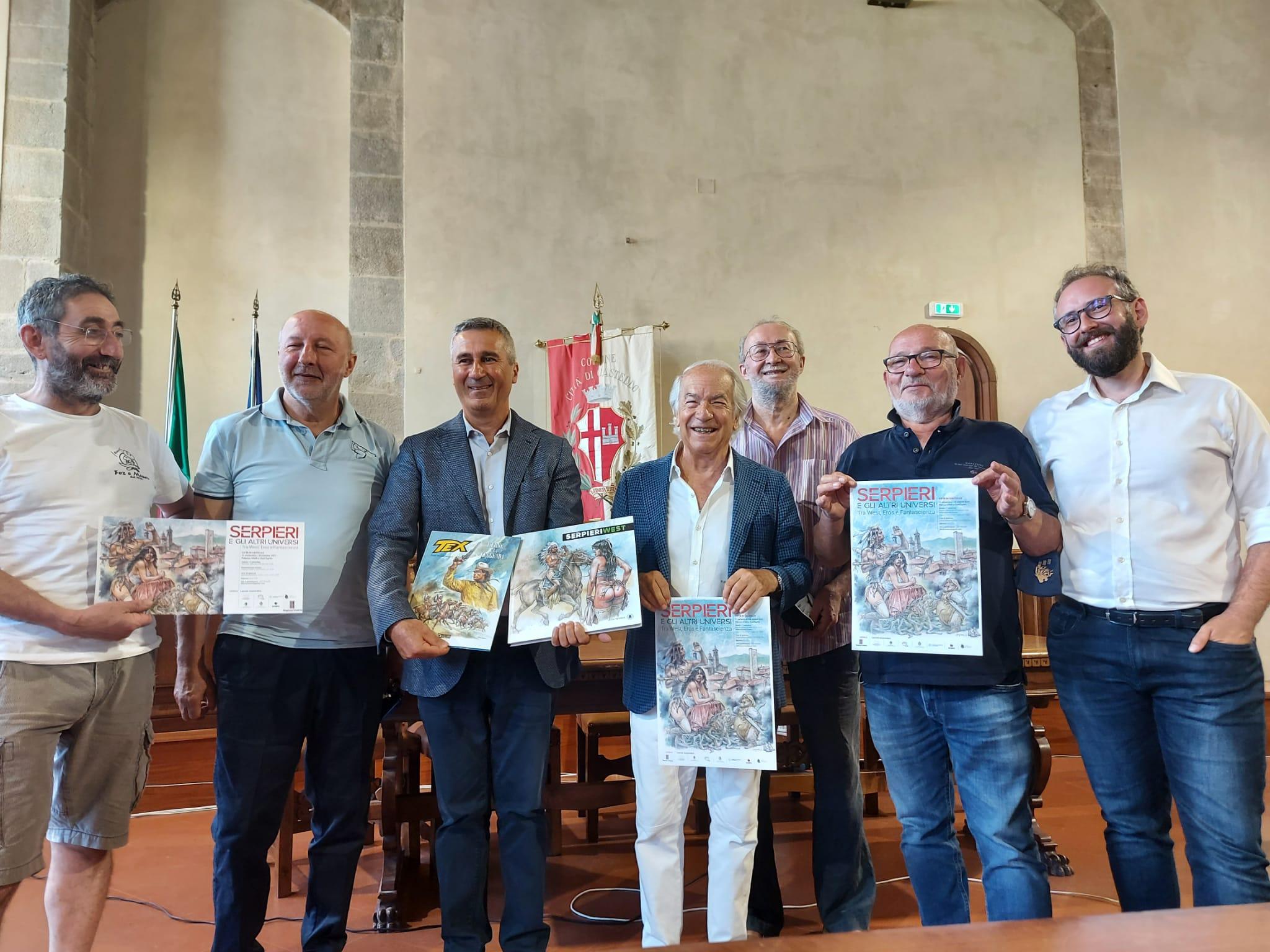 "PRESENTATA IN ANTEPRIMA L'EDIZIONE 2021 DI ""TIFERNO COMICS"""