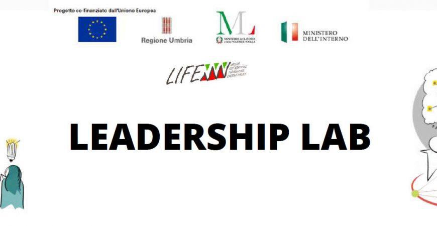 Iscrizioni aperte per LEADERSHIP LAB, un percorso innovativo sul tema della leadership