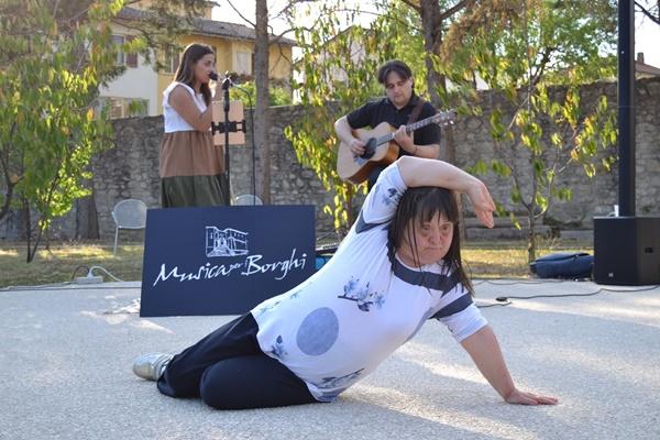 """La """"Hermosa Fiesta"""" del Centro Speranza in Musica per i Borghi"""